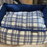 Bett-blau-Karo3